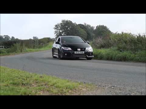 2015 honda civic type r flyby exhaust sound youtube. Black Bedroom Furniture Sets. Home Design Ideas