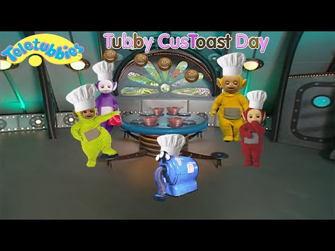 Teletubbies : Tubby Custoast Day (Custom Special)
