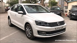 Volkswagen Vento TDI Highline Plus 2018 | Real-life review