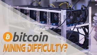 What Is Mining Difficulty? Cryptocurrencies and Digital Currency | Crypto Cousins