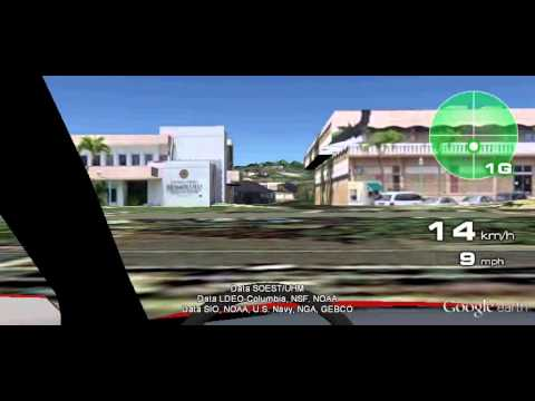3d Driving Simulator Google Earth 2 Youtube
