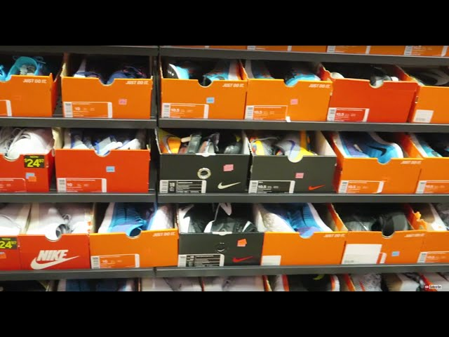 KICKED OUT & POLICE CALLED. NIKE OUTLET CLEARANCE SHOPPING