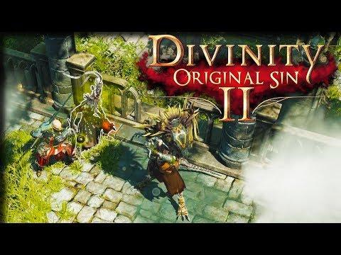 Saving the Seeker – Divinity Original Sin 2 Co-op Gameplay – Let's Play Part 17