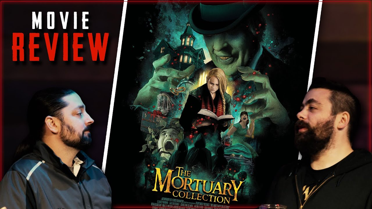 Download The Mortuary Collection (2020) Shudder Movie Review