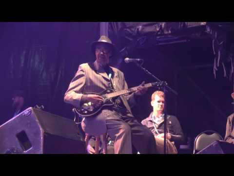 THE MUSIC MAKER FOUNDATION BLUES REVUE video 1 @ WESPELAAR - 21/08/16