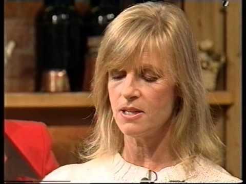 Linda McCartney interviewed at Albert Dock