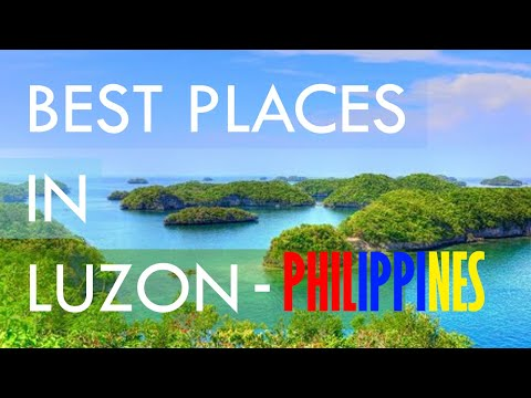 10 Best Travel Destinations in Philippines - Luzon