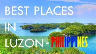 10 Best Travel Destinations in Philippines - Luzon