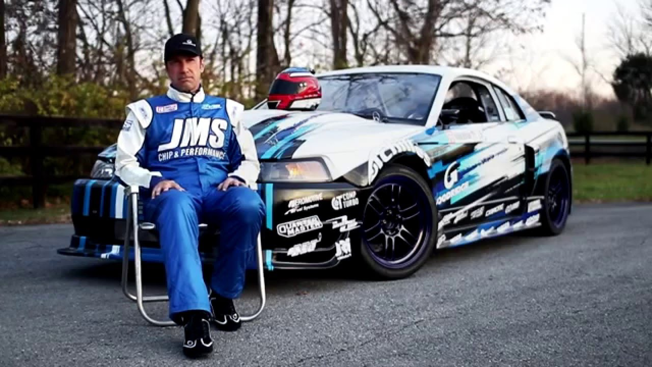 Drifting Mustangs - The Doug Van Den Brink Story - LMR