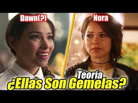 ¿Nora Allen y Dawn Allen(?) SON GEMELAS? - Teoría The Flash Temporada 5