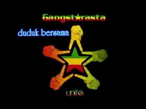 Gangstarasta - Seharusnya (New Song) with lyrics