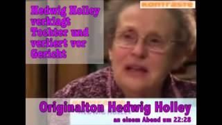Kontraste März 2006 skuril manipulierende Sendung: Holley / Probst