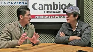 La Caverna con Edgar Espinosa Avilés