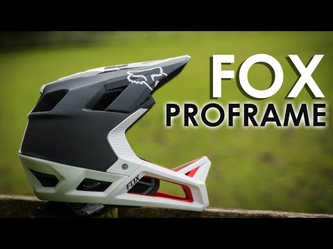 Fox Proframe Helmet | Sizing Guide