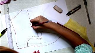 Без чертежа в обуви никуда... Второй этап в производстве обуви (Дизайнер обуви Valentina Federko)