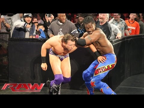 Kofi Kingston vs. The Miz: Raw, Dec. 9, 2013 Travel Video