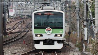 JR East E231 Series [MoHa E231-518] (Osaki to Tokyo)