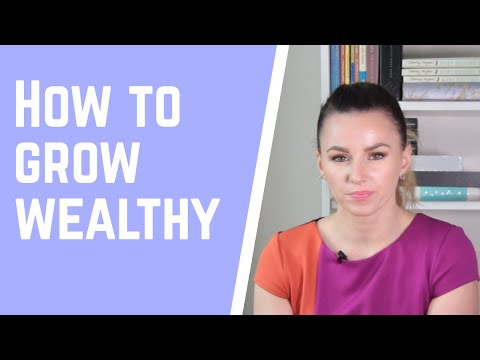 HOW TO BUILD WEALTH | Rules To Grow Wealth | How to accumulate wealth