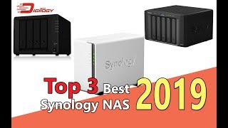 Top 3 Best Synology NAS (2019)
