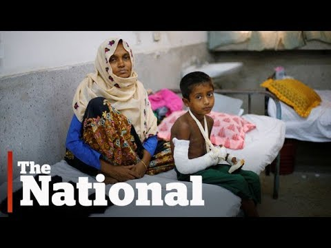 Rohingya Muslim refugees in Bangladesh face dismal conditions