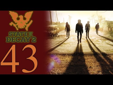 State of Decay 2 playthrough pt43 - More Exploration, FINALLY Discovery