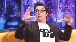 """Sue Perkins"" On The Jonathan Ross Show Series 6 Ep 10.8 March 2014 Part 3/5"