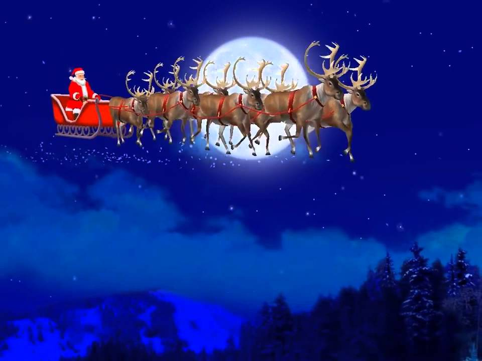 screen saver 3d natale ad