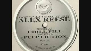 Alex Reece - Chill Pill