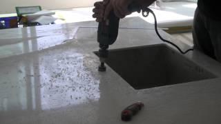 系統廚具工程●檯面開孔與安裝