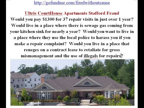 12  a  Courthouse Stafford Apt's contract fraud