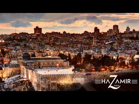 The Story Behind the Song - HaZamir Sings for Jerusalem