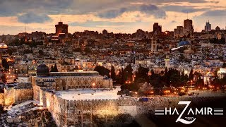 The Zamir Choral Foundation is proud to present this special video, The Story Behind The Song - HaZamir Sings for Jerusalem - featuring Yerushalayim Shel ...