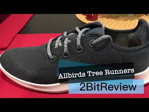 Allbirds Tree Runners Unboxing & Initial Review