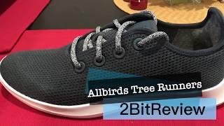 Allbirds Tree Runners Unboxing