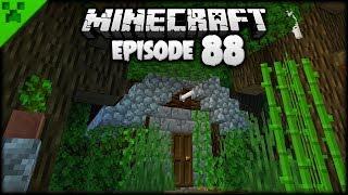 FIRST Minecraft Canopy City House! | Python