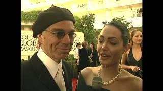 Golden Globes 2002: Billy Bob Thornton Exclusive Interview