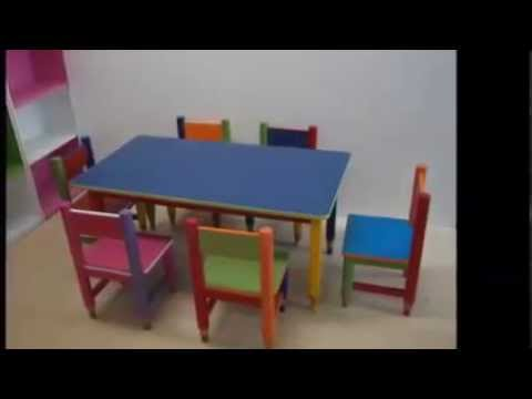 Muebles dieel youtube for Muebles para bibliotecas escolares