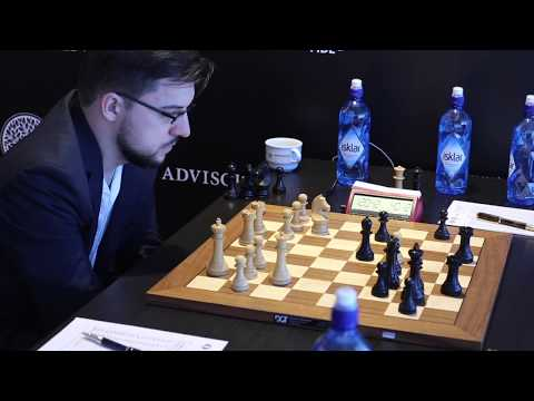 FIDE World Chess Palma Grand Prix ROUND 1 REVIEW