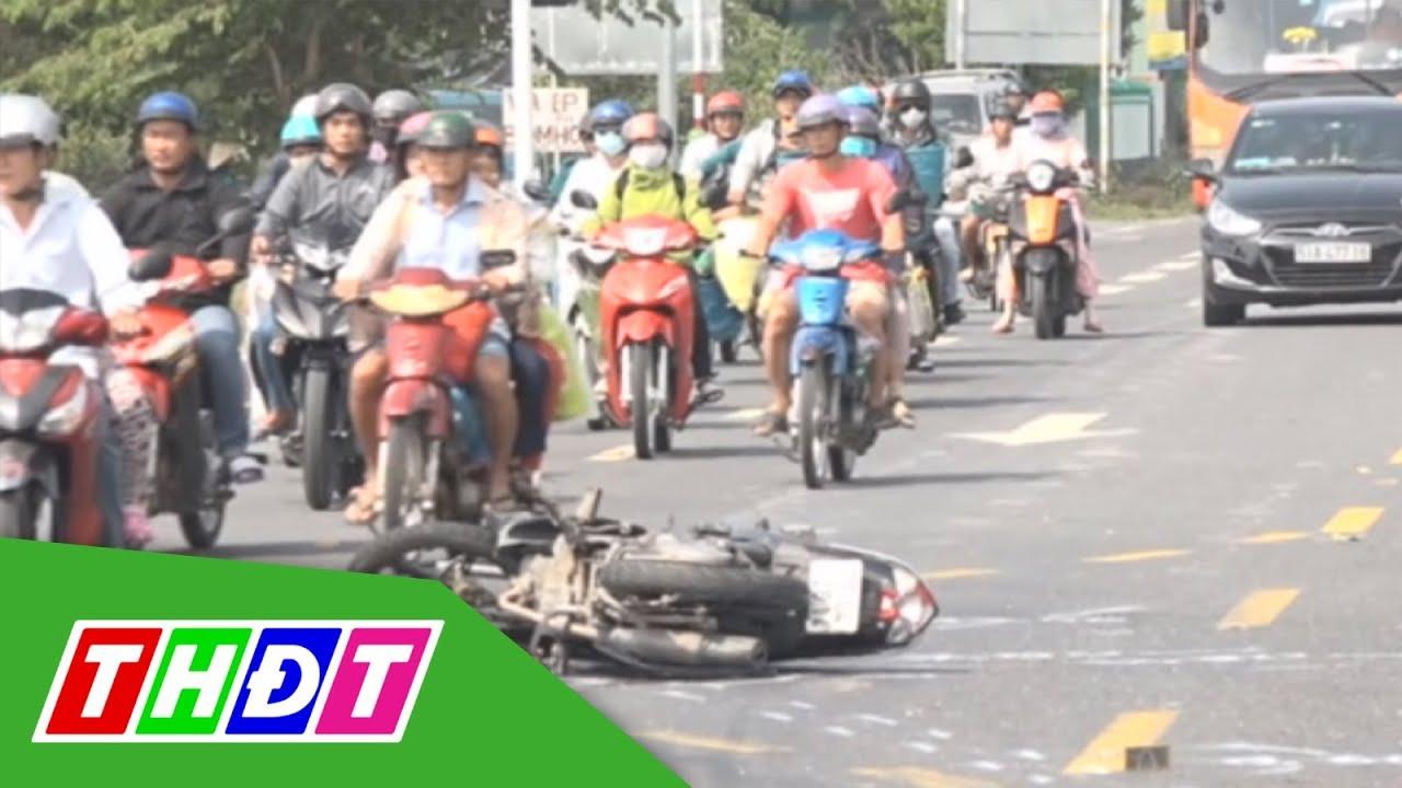 Đồng Tháp: Tai nạn giao thông nghiêm trọng trên Quốc lộ 80 | THDT
