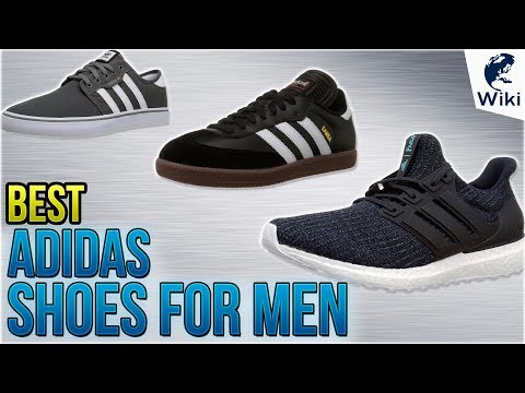10 Best Adidas Shoes For Men 2018 - YouTube