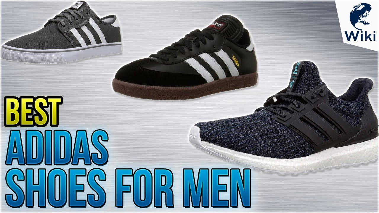 10 Best Adidas Shoes For Men 2018 - YouTube 66914d3de899
