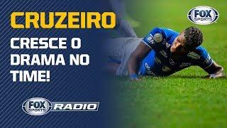 """CRUZEIRO ESCAPA DO REBAIXAMENTO? """"FOX Sports Rádio"""" debateu a fase da Raposa"""