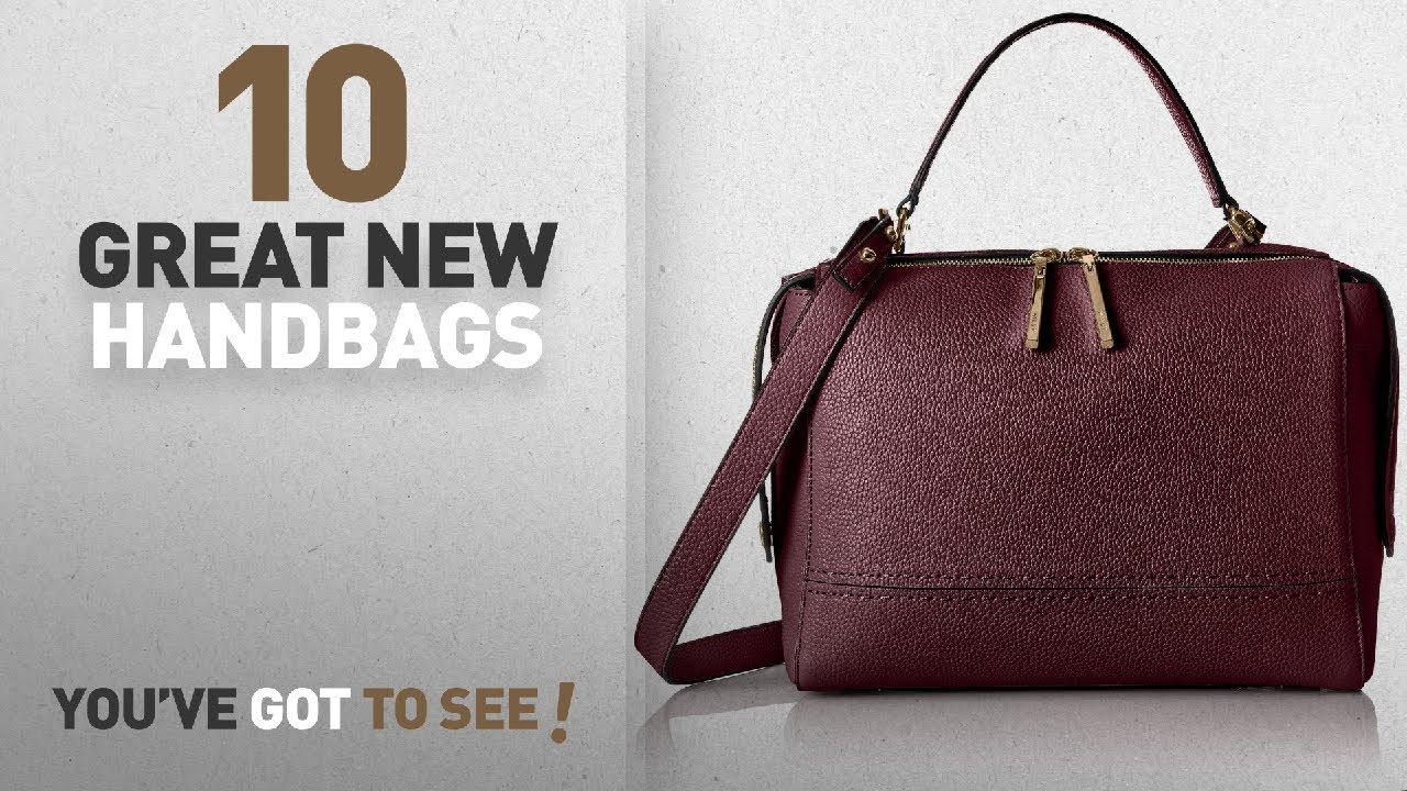 Top 10 Milly Handbags Winter 2018 Astor Large Satchel