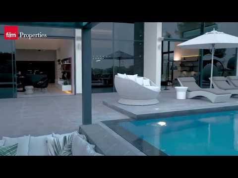 Ultra Luxury Dubai Villas - Hillside in Jumeirah Golf Estates