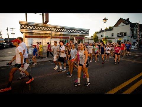 First-Year Walk - Gettysburg College - Class of 2020