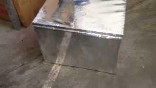 холодильник из пенопласта (термобокс)