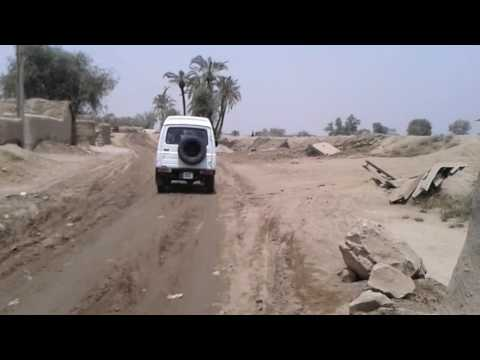 Motorcycle Adventure Riding in 48°C  Hot Summer 153 kms Trip Indus River