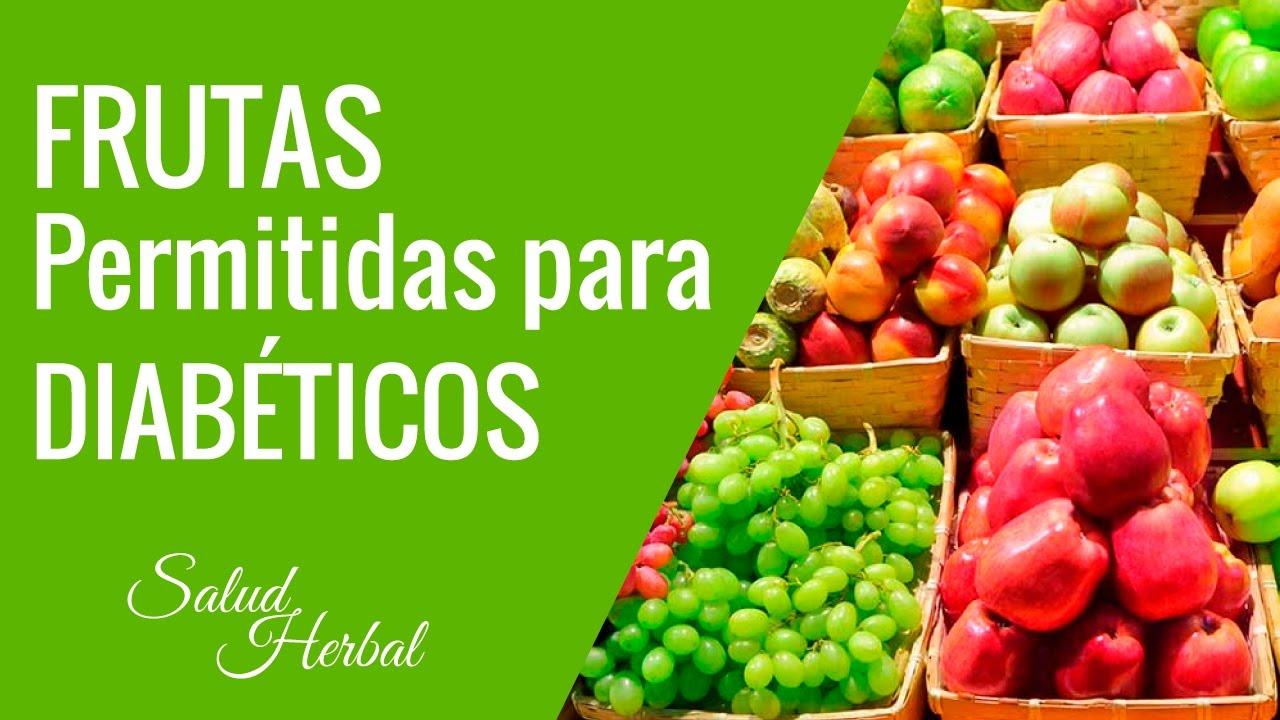 Frutas Permitidas Para Diabeticos | Frutas Para Diabeticos