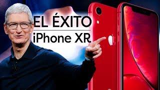 El ¿éxito? del iPhone XR