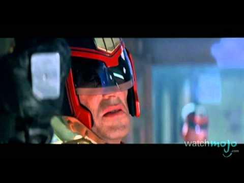 Superhero Origins: Judge Dredd